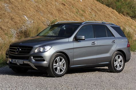 2012 mercedes ml350 price 2012 mercedes ml350 bluetec w on offroad package autoblog