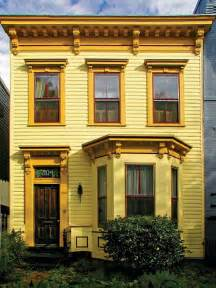 Modern Row House Plans - italianate architecture and history old house online
