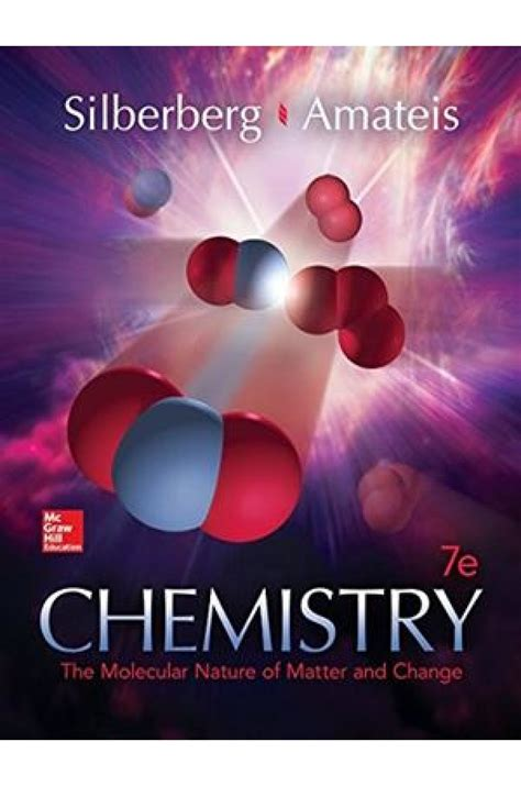 Chemistry The Molecular Nature Of Matter Change 7th Edition 1 chemistry the molecular nature of matter and change 7th
