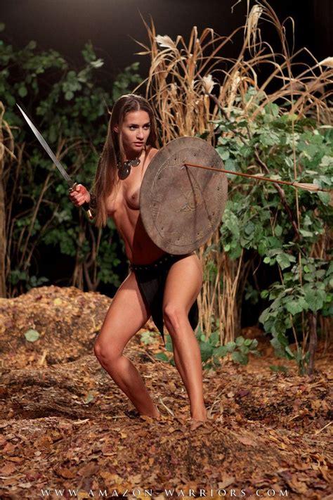 amazon women arrowed amazon warrior ready for battle by amazon warriors