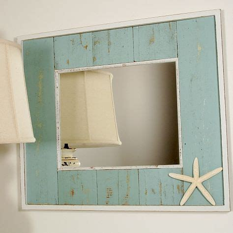 5 Coastal Mirrors To Get Your Creative Juices Flowing Beachy Bathroom Mirrors