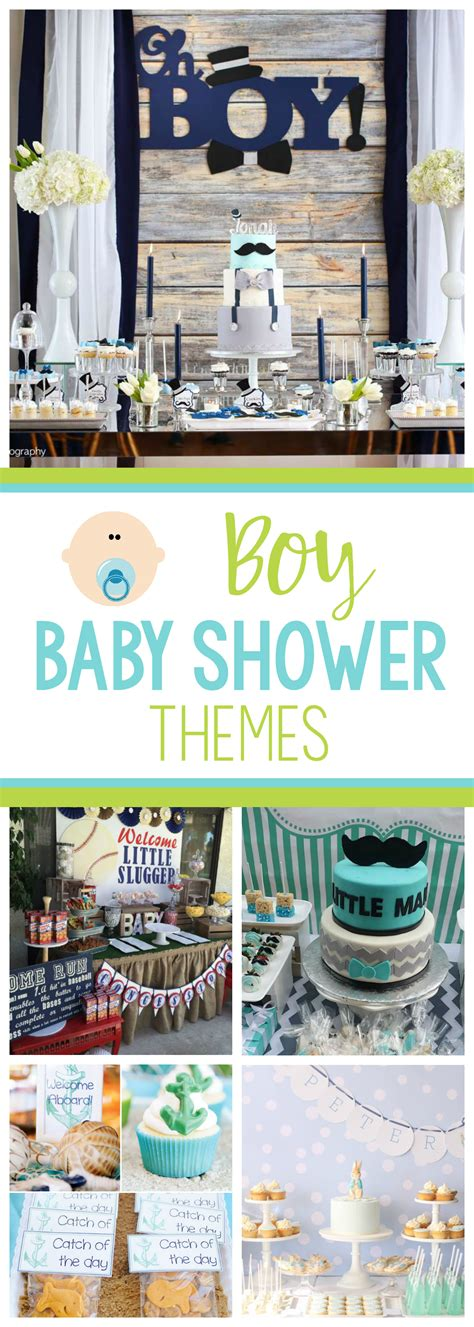 Baby Shower Themes For Boy And by Baby Boy Baby Shower Themes Squared