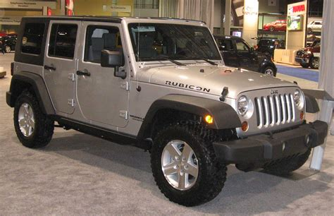 Jeep Tj Photos Jeep Wrangler Rubicon Technical Details History Photos