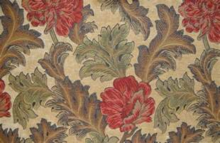 Upholstery Fabrics Uk by Traditional Floral Woven Upholstery Fabric Livingstone