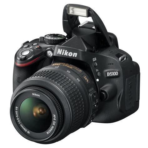 camara reflex o digital c 225 mara r 233 flex digital nikon d5100 objetivo 18 55 mm vr