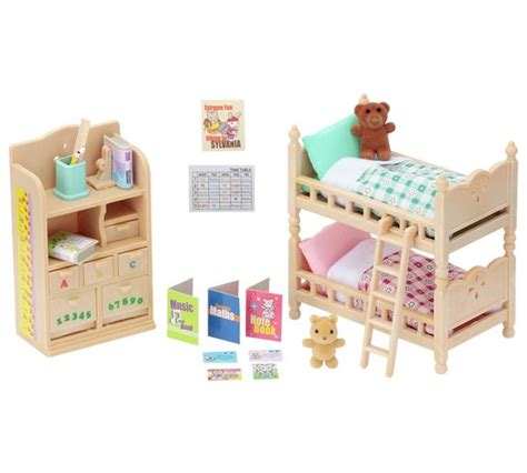 buy childrens bedroom furniture buy sylvanian families children bedroom furniture at argos