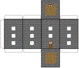 minecraft house templates 5 best images of printable minecraft house minecraft