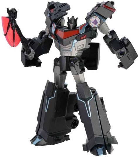 Tomica Set Transformers Optimus Nemesis Prime Bumblebee Black transformers adventure tav13 nemesis prime