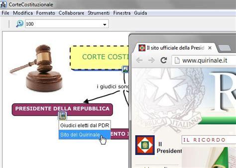 sito web https testitaliano interno it creare un collegamento web all interno di una mappa