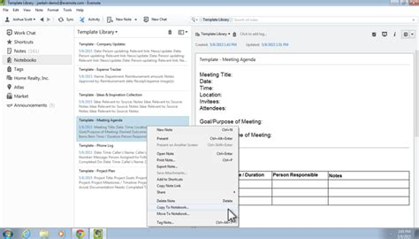 How To Save Time With Templates Evernote Help Learning Evernote Project Planning Template