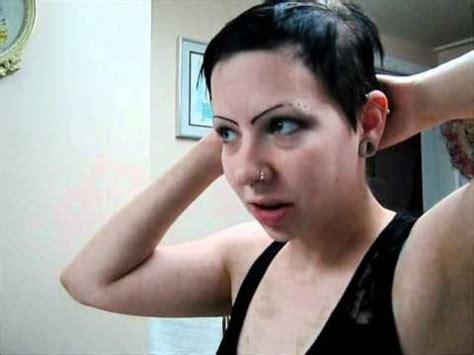 how do i shave my public hair shaving my hair off youtube