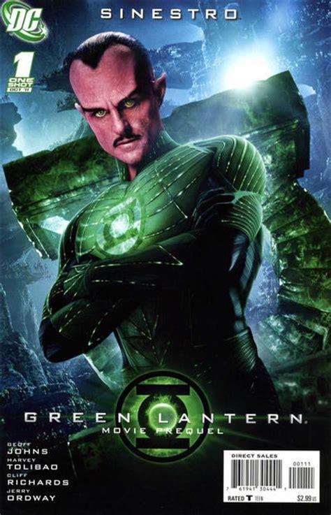 marvel film jobs green lantern movie prequel sinestro vol 1 1 dc comics