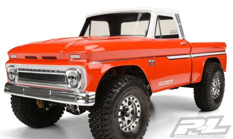 pro line 3483 00 1966 chevrolet c 10 clear cab bed