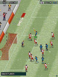 download game java pes mod pro evolution soccer 2011 java game for mobile pro