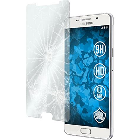 Tempered Glass Samsung Galaxy A510tempered Glass A510 2 x glass screen protector for samsung galaxy s2 a5 2016