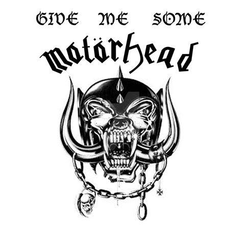Motorhead Logo logo motorhead