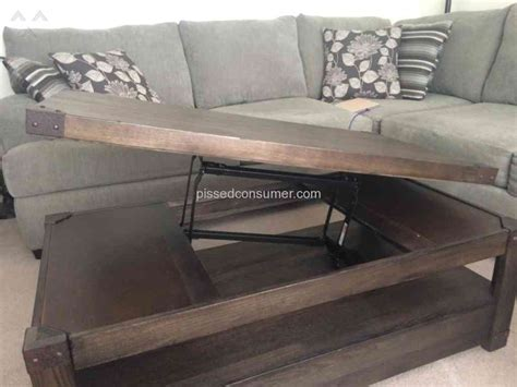 levin furniture table review apr 27 2017 pissed consumer