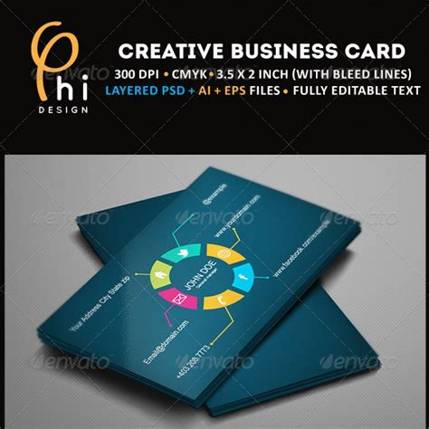 25 excellent business card templates for your own use