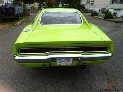 sublime green dodge charger for sale 1970 dodge charger 500 sublime green