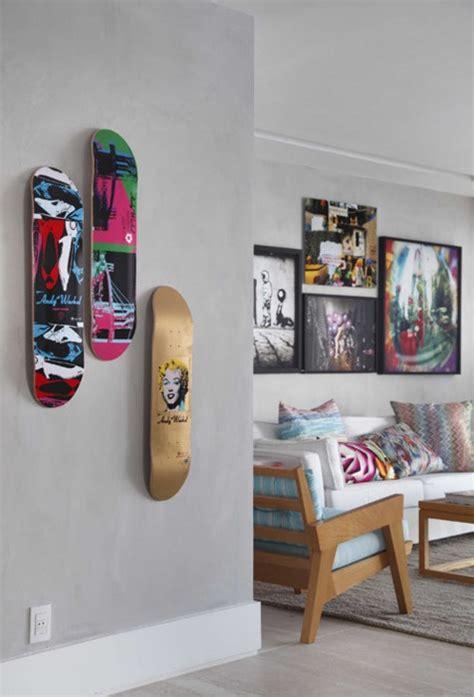Skateboard Room Decor by 25 Best Ideas About Skateboard Decor On
