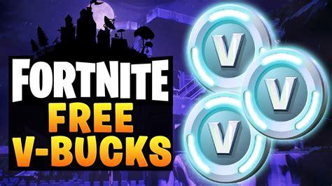 fortnite free v bucks how to get free v bucks in fortnite battle royale