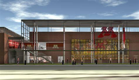 design and manufacturing umn university of minnesota basketball practice facility