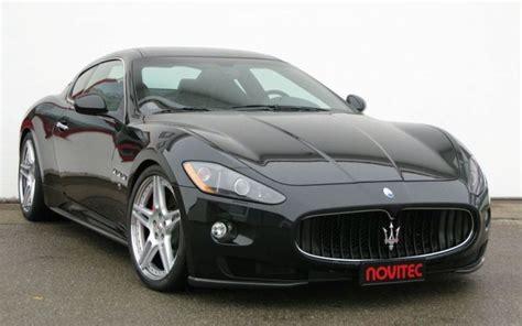 Maserati Supercharger by Novitec Rosso Boosts Maserati S Granturismo S With New