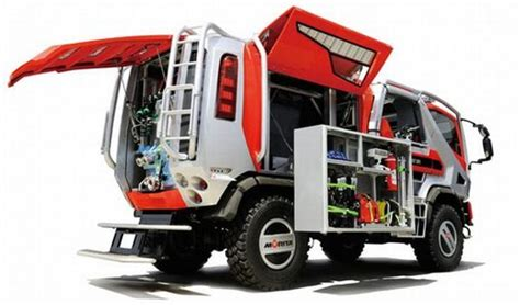 concept work truck 1000 images about theme futuristic firefighter products