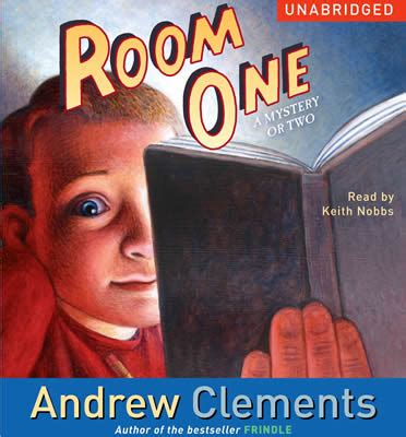 one books room one a mystery or two andrew clements unabridged