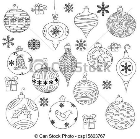drawings of ornaments drawing ornaments illustration