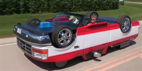 Sullivans Gift Card Costco - illinois mechanic rick sullivan builds upside down car