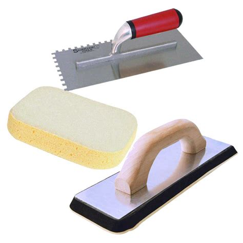 tile tools tilers tool kit grout float tile tiling sponge trowel tilers tool kit grout float tile
