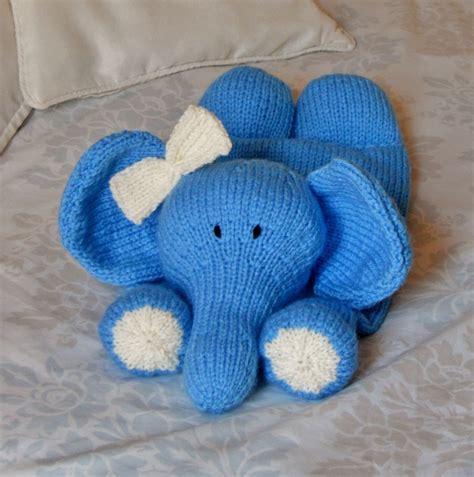 elephant knitting pattern elephant pyjama knitting pattern knitting by post
