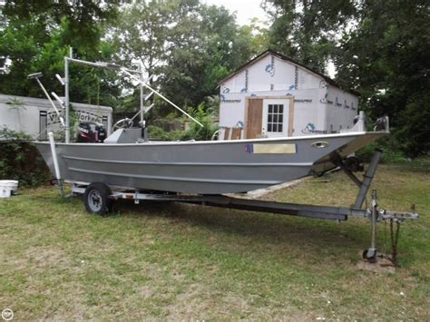 used flat boats for sale in louisiana used alweld boats for sale boats