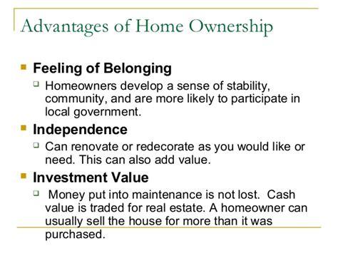 housing buying vs renting