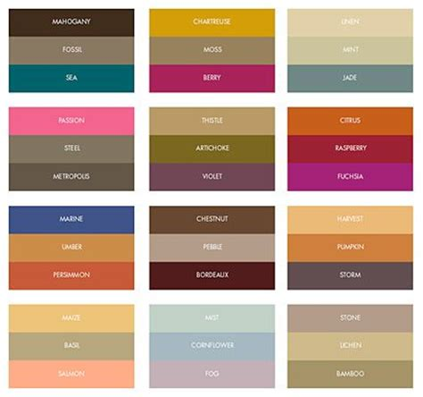color combination suggestions fall wedding color palette ideas images