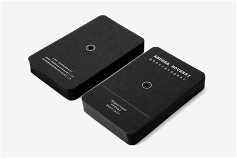 50 impressive business cards from professional artists 50 of the best business card designs design
