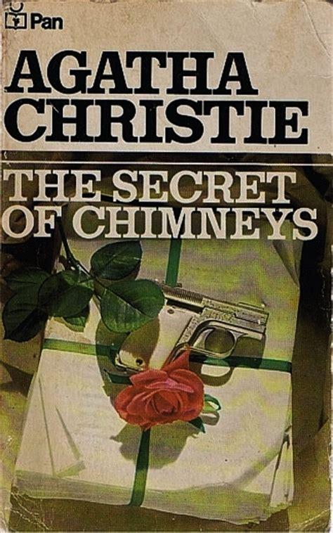 the secret of chimneys review the secret of chimneys by agatha christie leaves pages