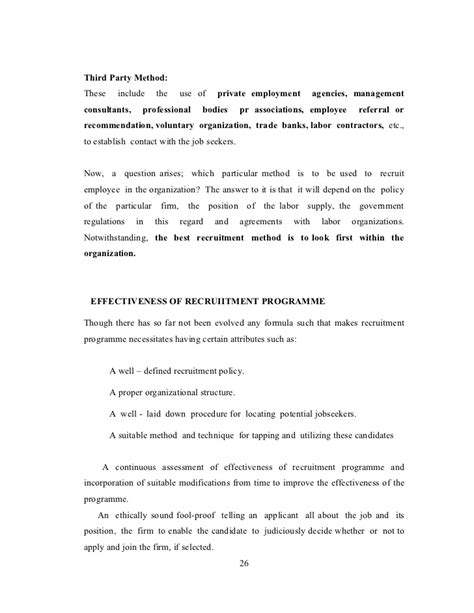 appointment letter format for recruitment appointment letter format for recruitment 28 images