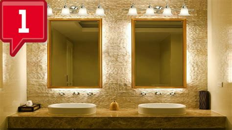 bathroom light fixture ideas cool bathroom light fixtures ideas youtube