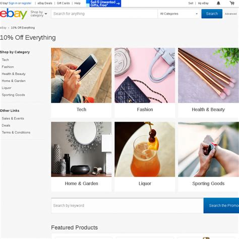 ebay ozbargain ebay 10 off everything min spend 50 ozbargain