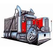 Kenworth Dump Truck Clipart 42