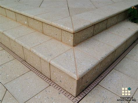 Pool Patio Drains by 17 Best Images About Paver Decks Ideas On