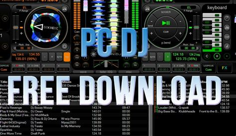 full version free computer software download full version dj mixer free download