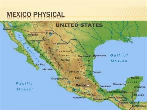 regions geo mexico the geography of mexico human geography of latin america