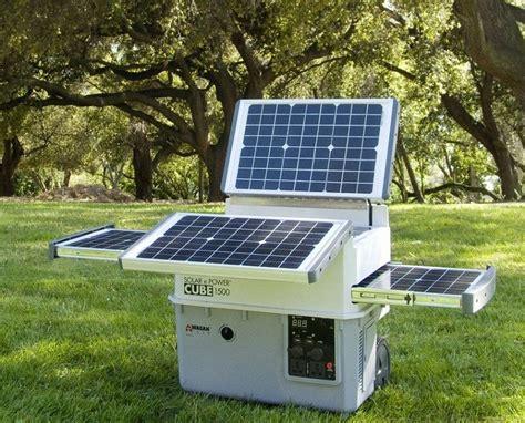 best portable solar generator on the market choosing best