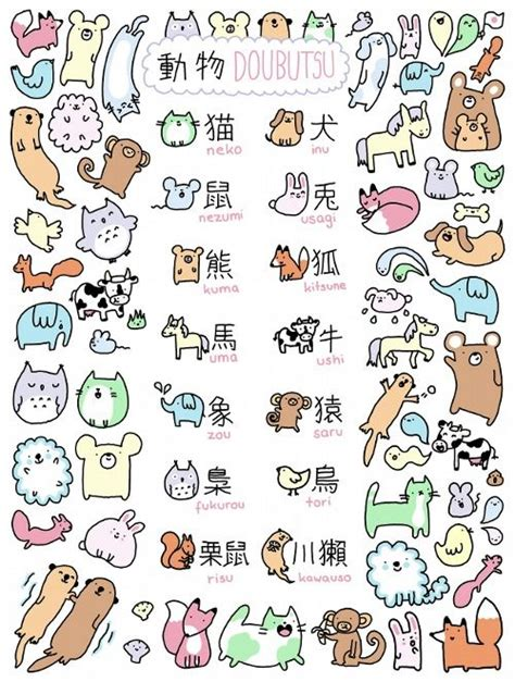 doodle meaning synonyms image gallery kawaii japanese characters