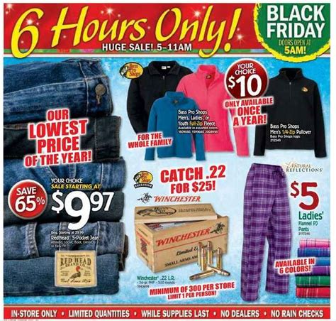 Where Can I Get Bass Pro Shop Gift Cards - bass pro shops black friday ad preview