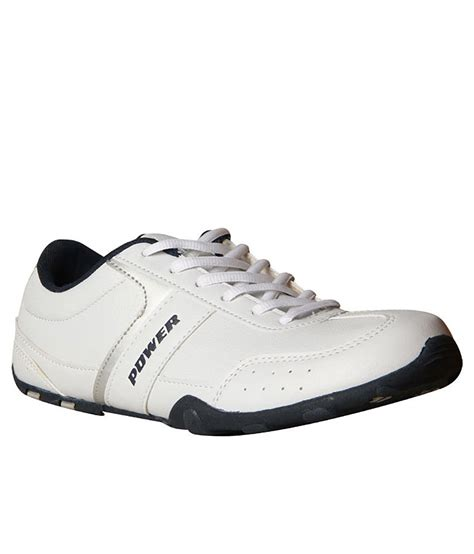 sport shoes purchase power white colour sport shoes price in india buy power