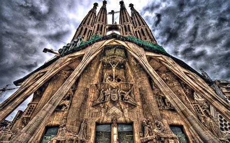 Barcelona Wallpaper Gaudi | gaudi wallpapers wallpaper cave